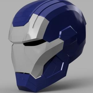 Iron Patriot Helmet (Iron Man)